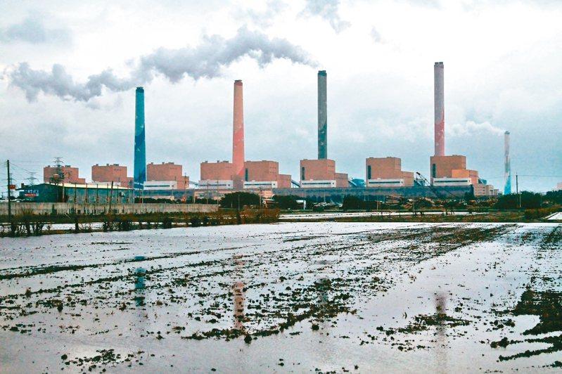 行政院公告台中市管制生煤自治條例無效,中市府將依法提出救濟。 圖/聯合報系資料照片