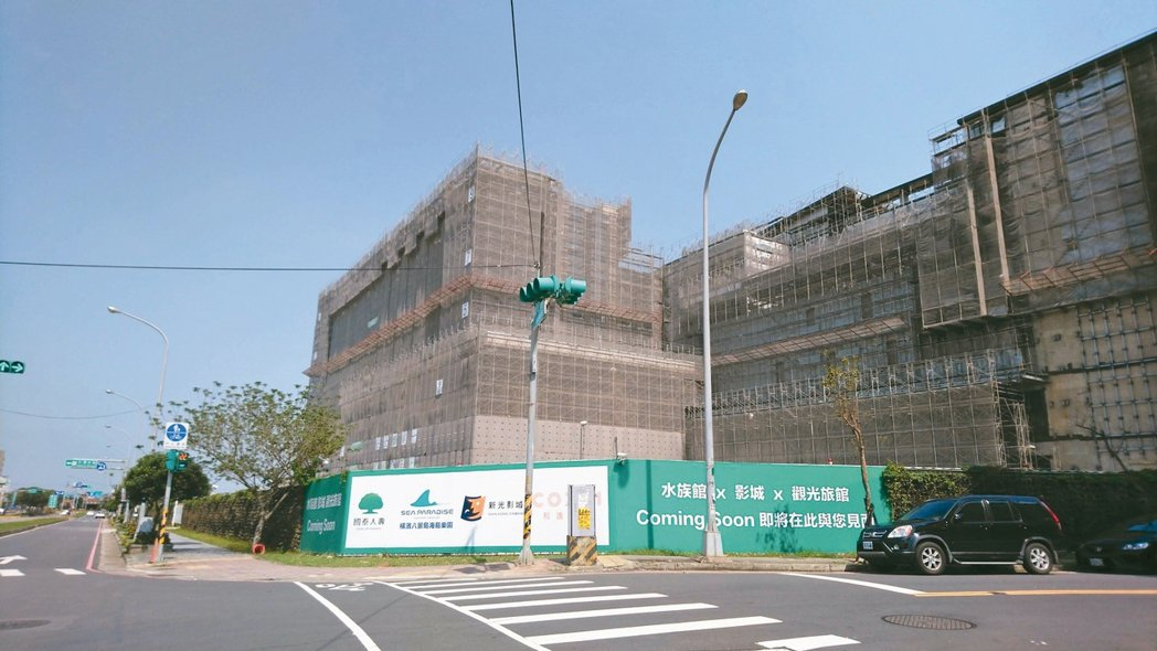 知名影城、水族館將進駐青埔。 圖/台灣房屋提供