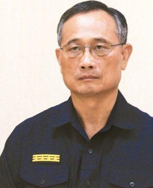 警政署長陳家欽。 本報資料照片