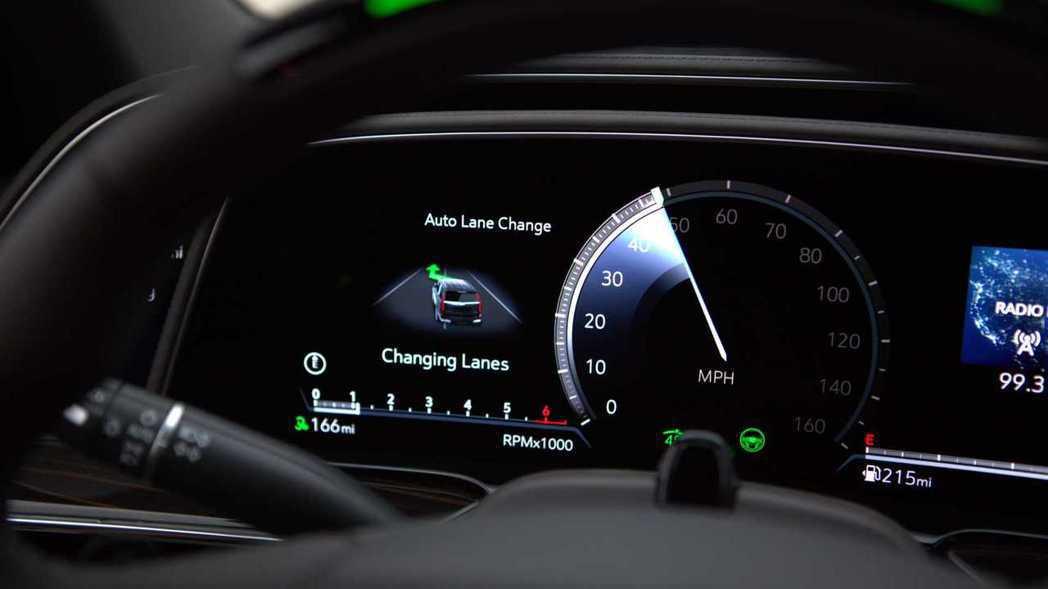 Tesla的Autopilot或通用汽車的Super Cruise具備變換車道功...