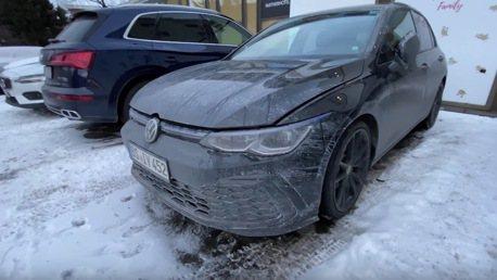 影/這間瑞士飯店好熱鬧 三輛未發表Volkswagen R系列車款同框現身!