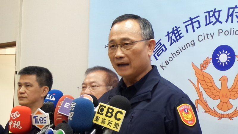 警政署長陳家欽任用人事引發質疑,他表示過去警政署長都是這樣任用,他並非特例。圖/聯合報系資料照片