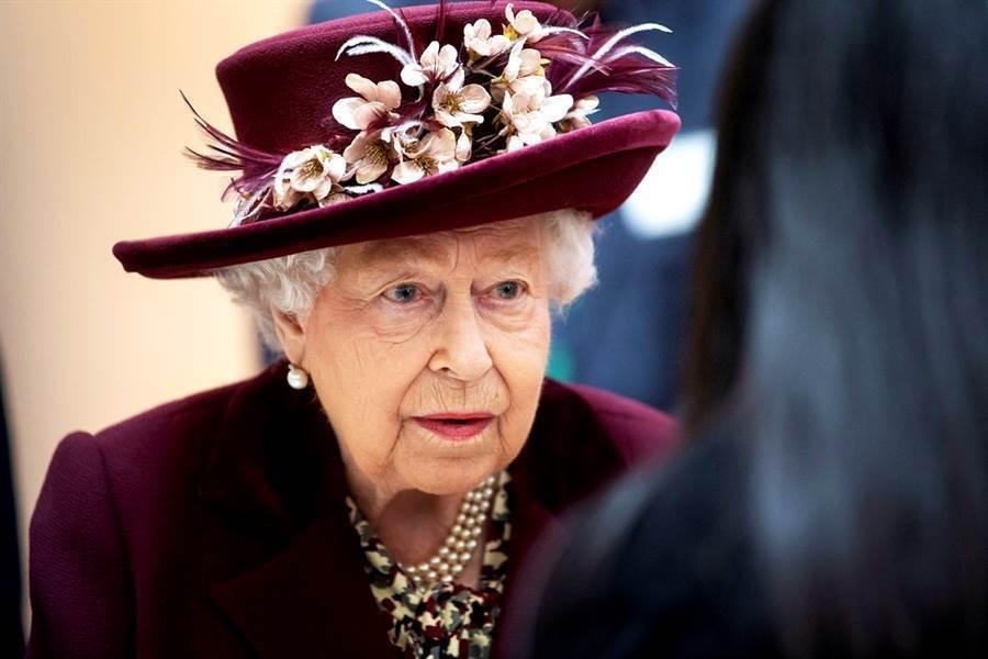 英國女王伊莉莎白二世。(路透資料照)