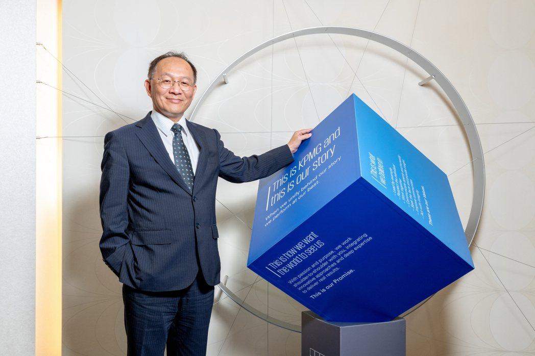 黃正忠提出「台灣的可持續、永續發展仰賴一個穩定的世界。一個小小的決策影響人,來自...