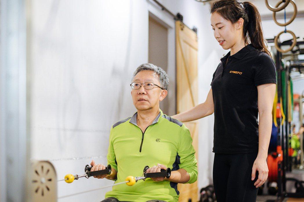 當父母維持規律運動習慣後,也會逐漸看到運動的成效,自然而然就更有動力及信心維持,...