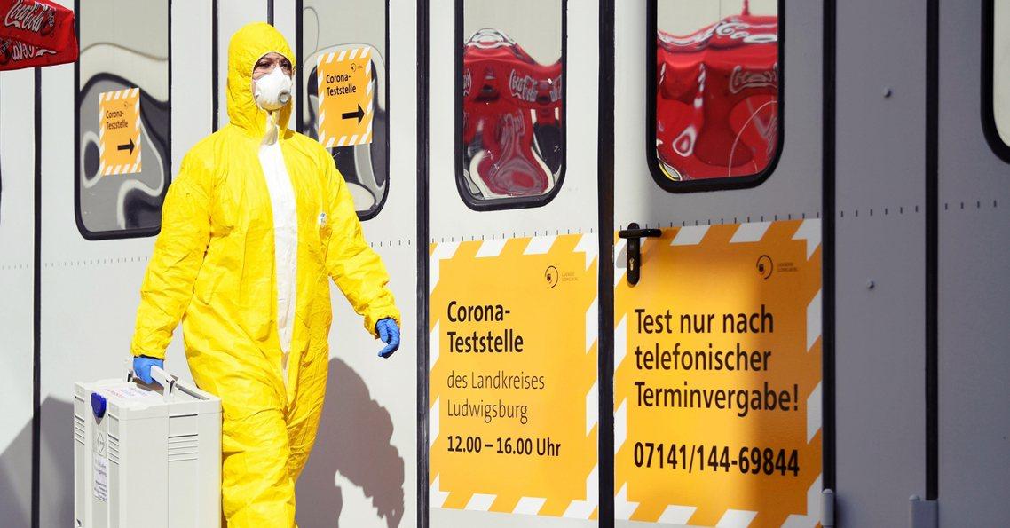 美國總統川普周末遭德國媒體指:正試圖透過銀彈攻勢,收購正在研發新型冠狀病毒疫苗的...