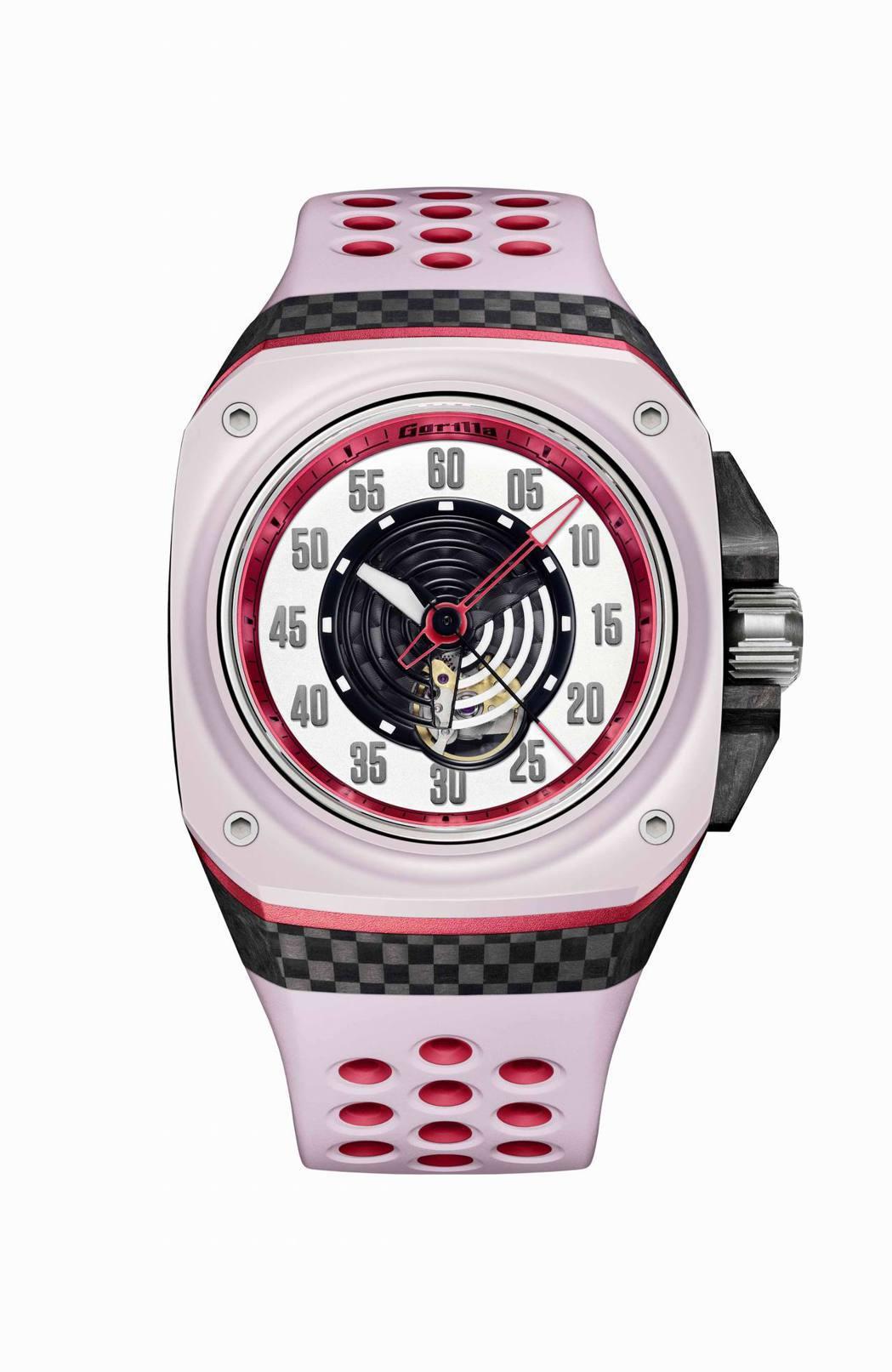 Gorilla Fastback GT Truffelhunter大三針腕錶,建...