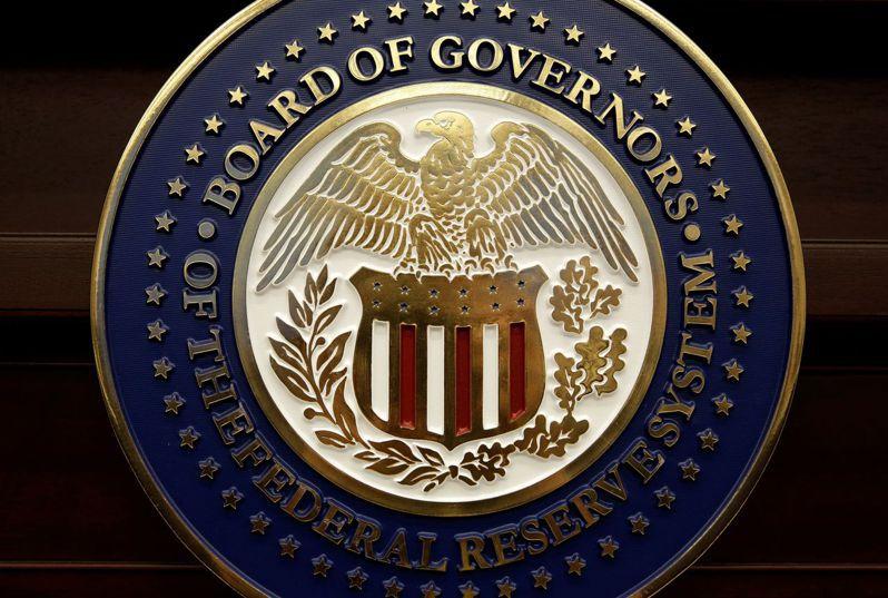 Fed出險招,一口氣降息1個百分點至近於零。路透