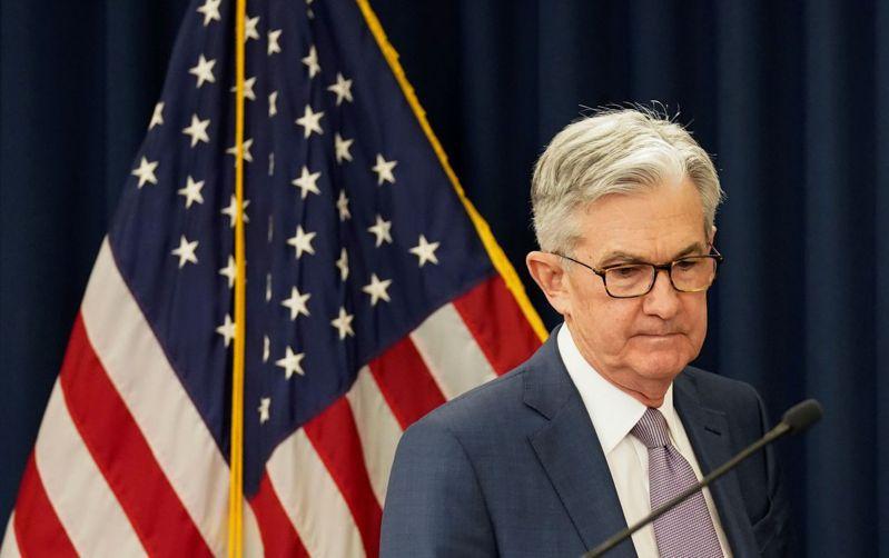 鮑爾今天重申反對負利率。路透
