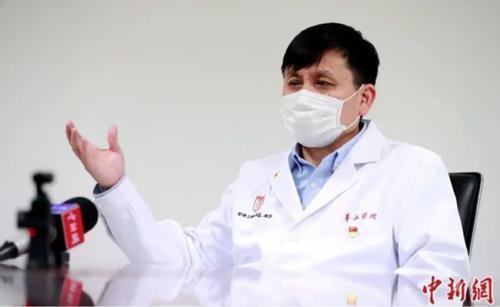 復旦大學附屬華山醫院感染科主任張文宏認為,新冠肺炎疫情今年夏天結束基本已不可能,甚至成為跨年度疫情的風險已愈來愈大。 (中新網)