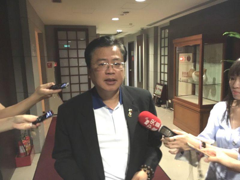 新上任商總理事長許舒博。圖/聯合報系資料照片