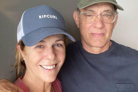 稍早於澳洲被確診感染2019年冠狀病毒疾病(COVID-19,武漢肺炎)的美國巨星湯姆漢克斯(Tom Hanks)和妻子麗塔威爾森(Rita Wilson),今天早上已經康復出院。時尚雜誌浮華世界(...