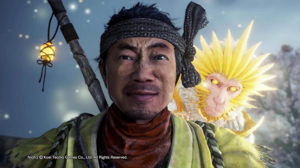 「藤吉郎」與他的猴子守護靈