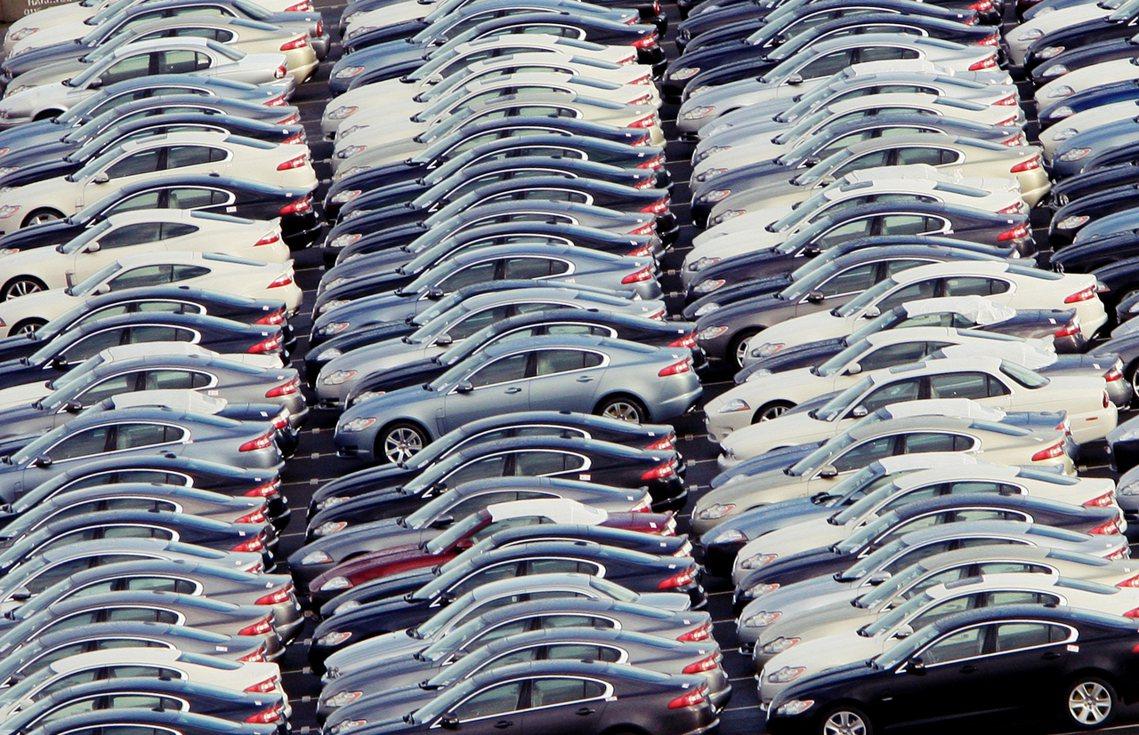 Jaguar英國伯明罕廠,資料照片。 圖/路透社