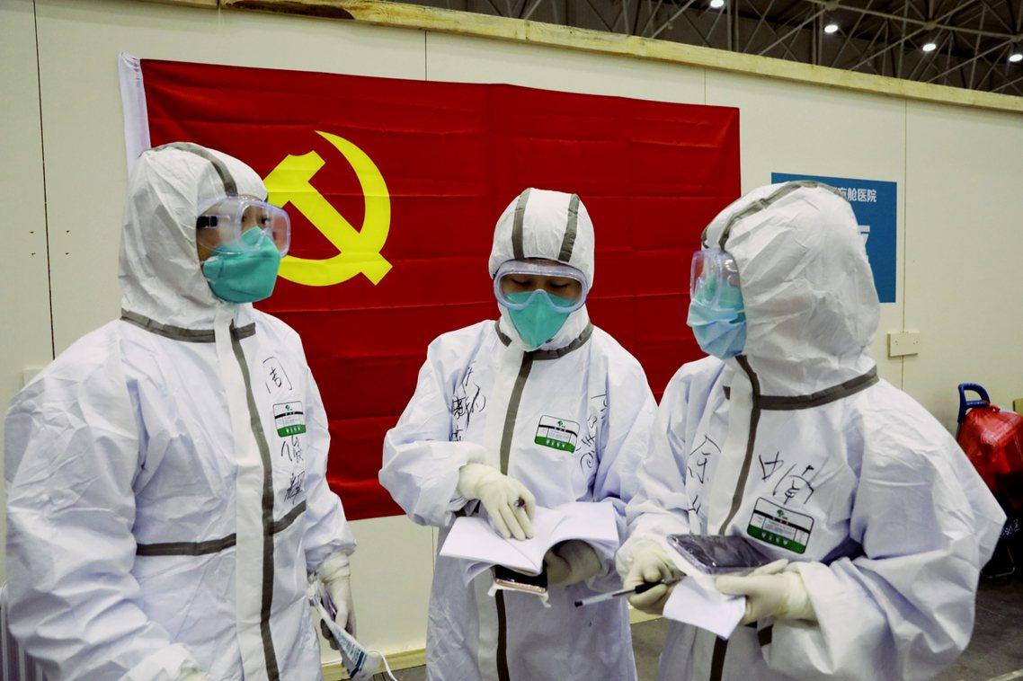 中國的洗版「大外宣」,目的是為了分散北京隱瞞疫情、導致不可收拾大爆發的政治責任。...