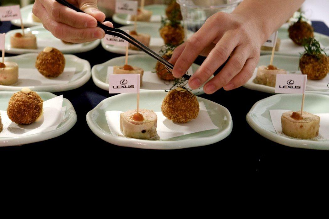 星空晚宴,Muzeo主廚料理 x LEXUS專屬紅白酒 x 現場樂團演出,渲染野...
