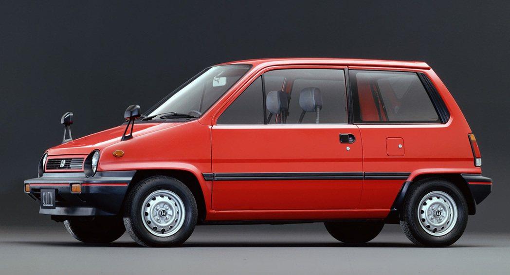 1981 Honda City。 摘自Honda
