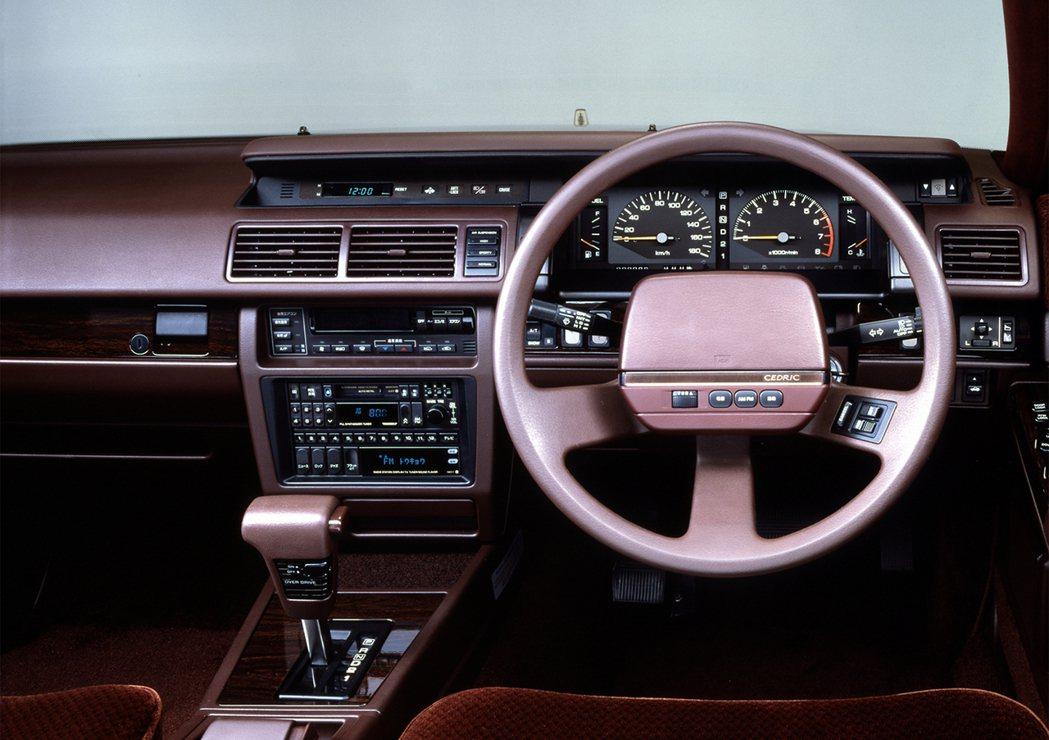 中心固定式方向盤,即使左右轉向中間也不會移動。 摘自Nissan