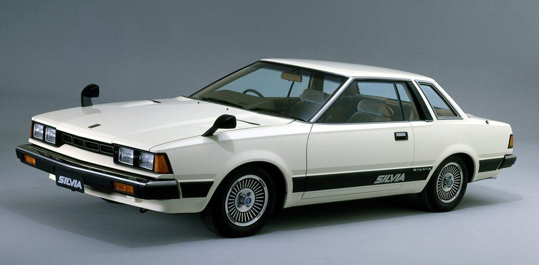 第三代Nissan Silvia。 摘自Nissan