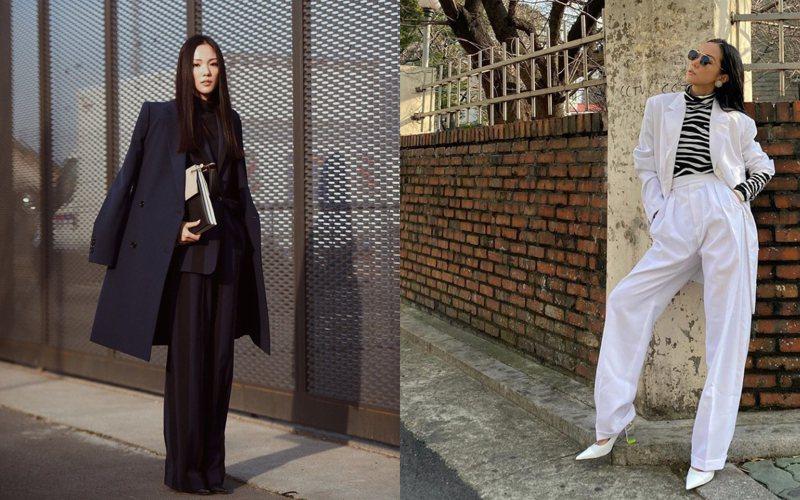 想要氣場強大又想要優雅氣質?跟著新加坡時尚部落客YOYO CAO穿出「都市冷女子」風