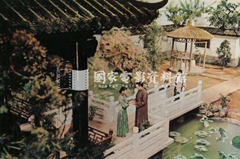 《啞女情深》劇照。 圖/國家電影資料庫