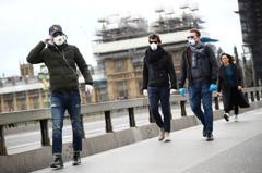 英國佛系防疫慘遭砲轟 醫揭秘:溫和增加是好事