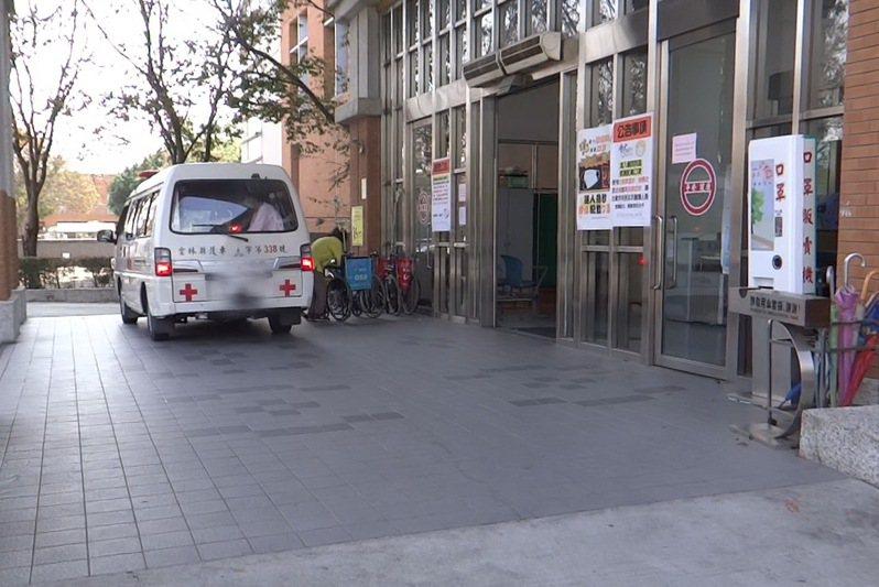雲林縣確診破零,一人確診送至醫院負壓病房隔離治療(示意圖,與新聞無關)。記者蔡維斌/攝影