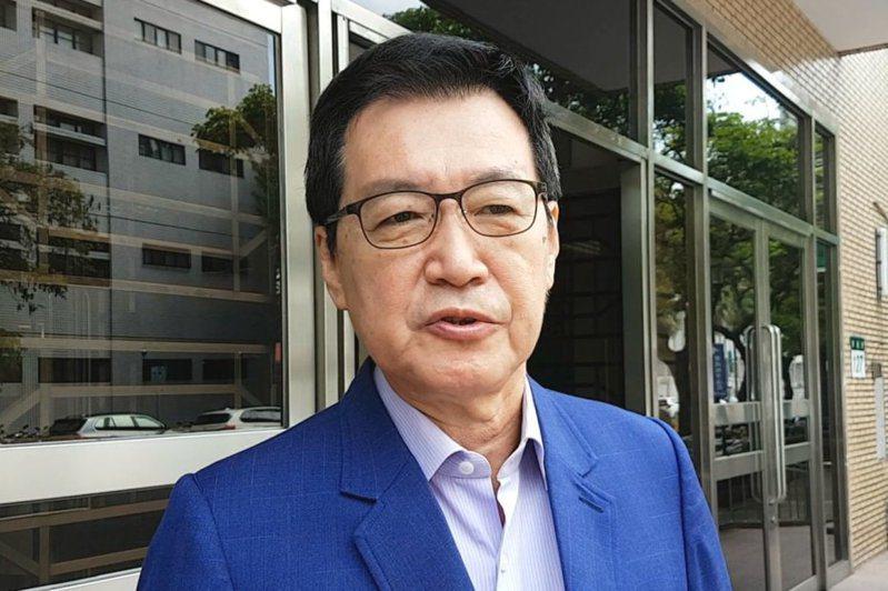立法委員費鴻泰遭總統府秘書長陳菊自訴加重誹謗,無罪確定。 圖/聯合報系資料照片