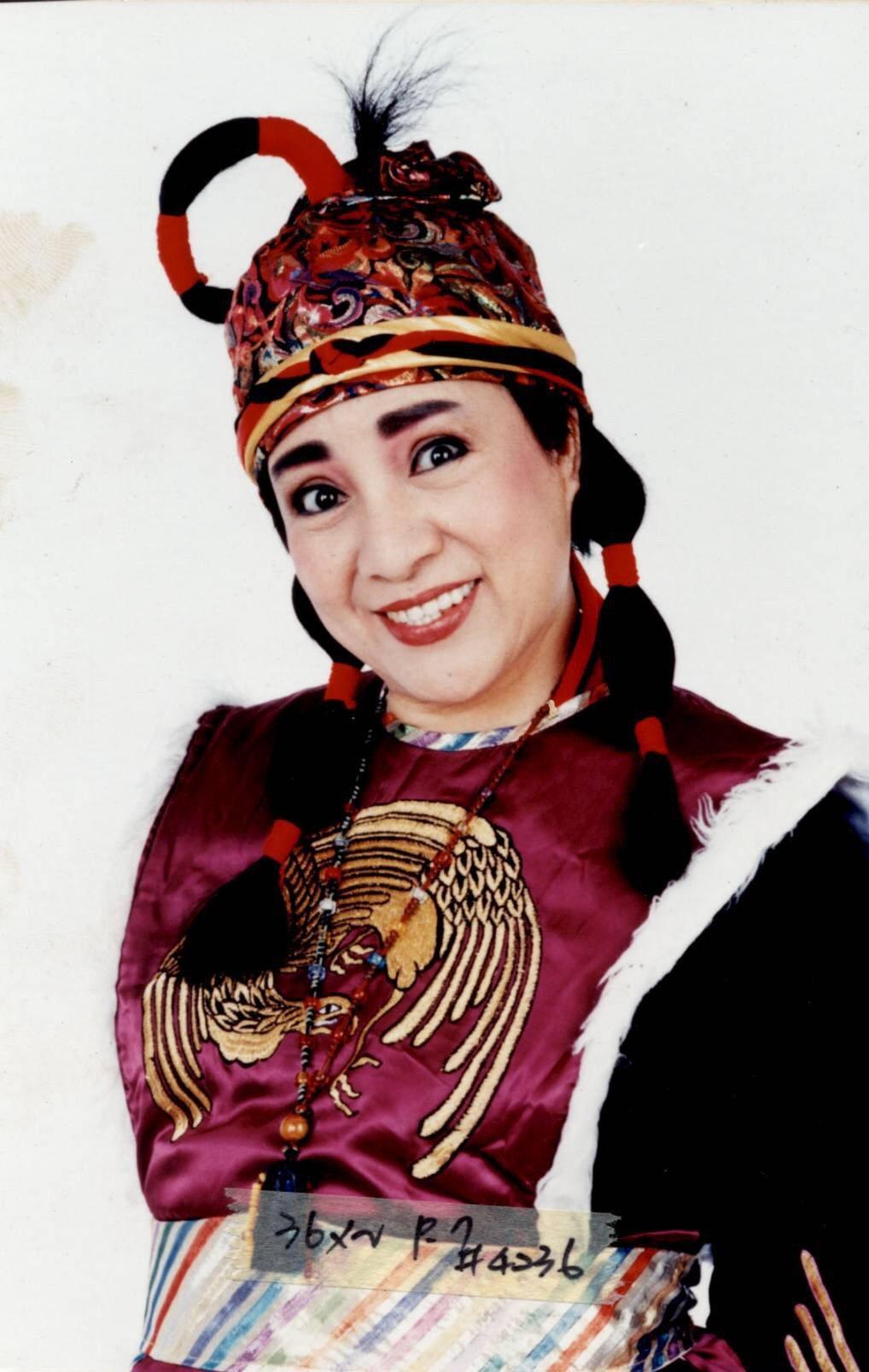 小鳳仙是歌仔戲戲迷心目中的開心果戲神。圖/楊麗花歌仔戲提供
