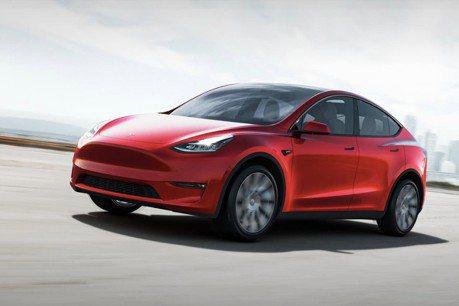 美規Tesla Model Y新增入門車型與第三排座椅選配