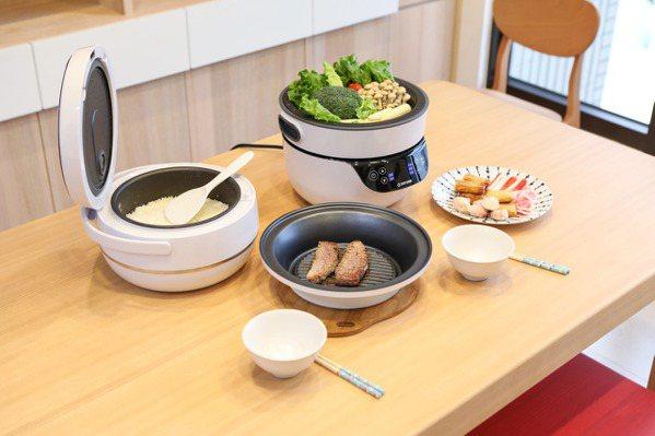好好在家/療癒自煮妙道具  鍋子變盤子 保鮮盒可擺盤