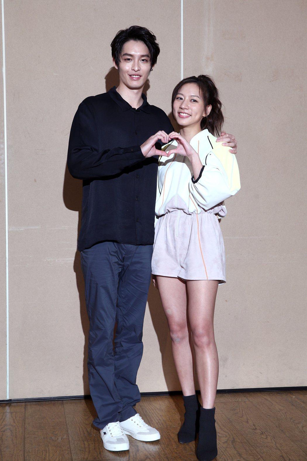 曹佑寧演出電影《可不可以,你也剛好喜歡我》因為疫情延期。記者蘇健忠/攝影