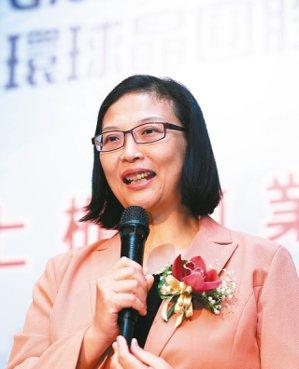 環球晶董事長徐秀蘭