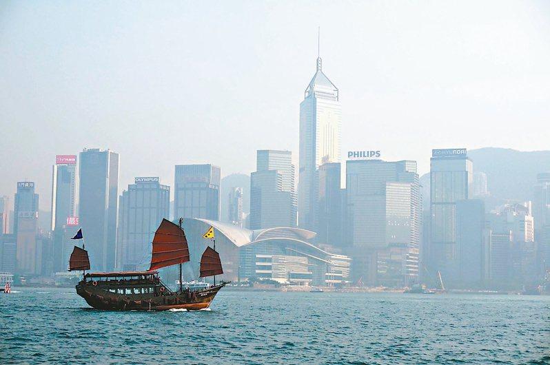 2020年經濟自由度指數,香港在投資、貨幣政策自由度大跌,首次被新加坡超越,跌至全球第二位,是25年以來排名首次下跌。 (中通社)