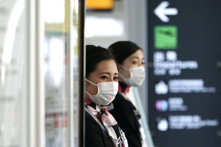 新冠肺炎疫情蔓延,受疫情阻絕的兩岸親人,想見面大不易。 美聯社