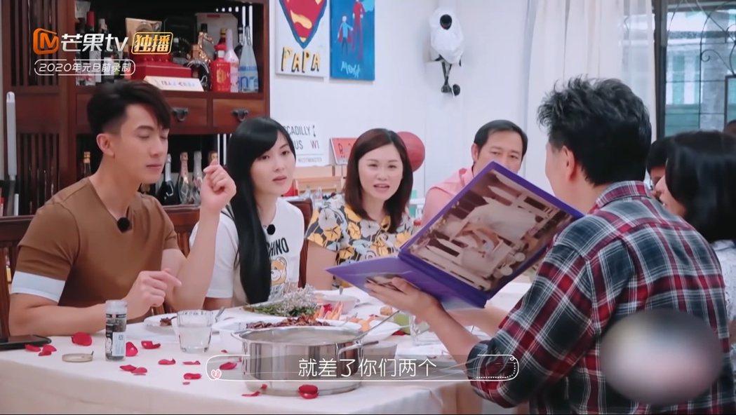 家人希望吳尊與老婆能再拍婚紗照。 圖/擷自Youtube