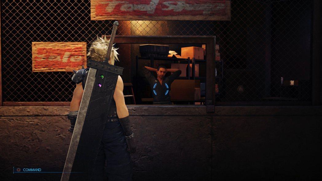 1F的武器店