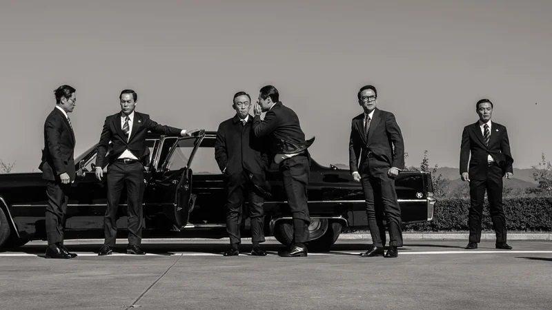 《南山的部長們》劇照。 圖/車庫娛樂
