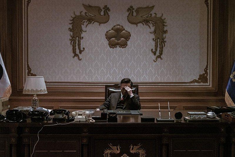 《南山的部長們》劇照。 圖/IMDb