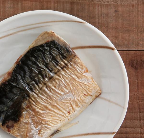 香煎鯖魚。 圖片提供/台灣好食材(來源/王正毅、陳家偉)
