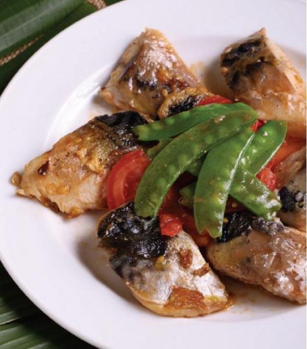 番茄鯖魚。 圖片提供/台灣好食材(來源/王正毅、陳家偉)