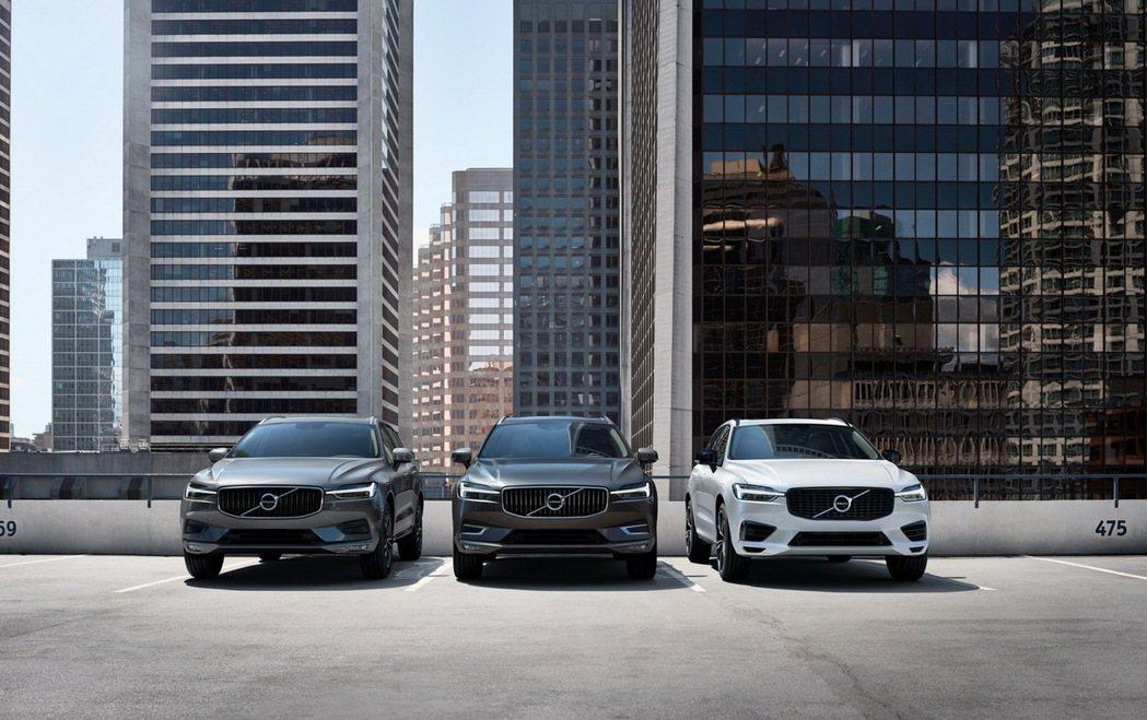 國際富豪汽車宣布 Volvo XC60 B5 正式在台上市,搭載新世代 Driv...