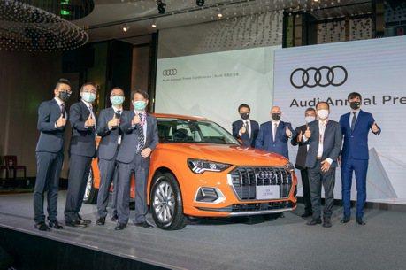 全新Audi Q3預售開跑 台灣奧迪啟動經銷商拓展計劃