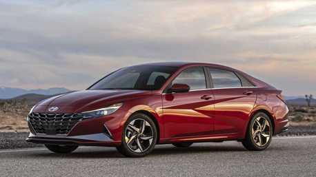 首度加入Hybrid動力 從裡到外全面進化!大改款Hyundai Elantra正式登場