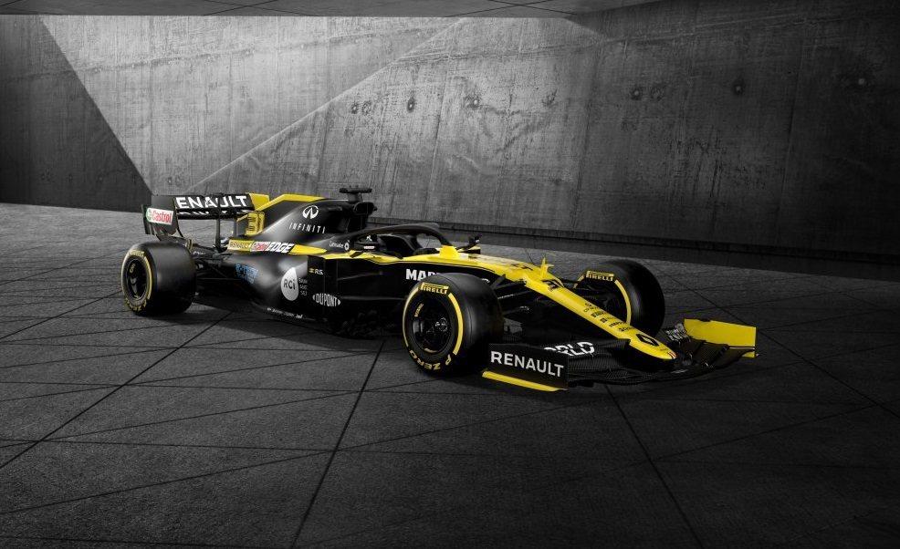 F1一級方程式賽車受到的經濟衝擊相當巨大。 摘自RenaultSport