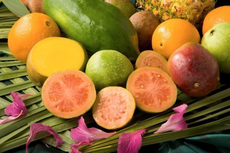 素食者可以多選擇富含維生素C的食物增加鐵的吸收。 圖/摘自SuperFIT極度塑...