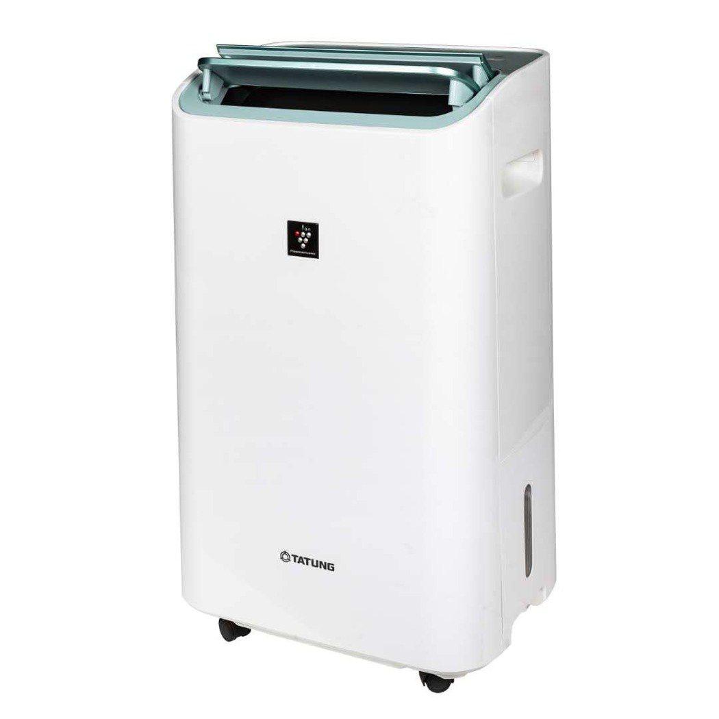 具備紫外線殺菌功能的大同清淨機(TACR-1700PUC)。大同3C/提供