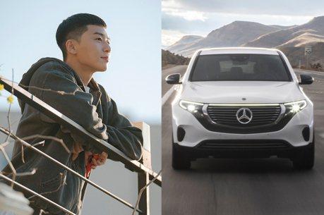 梨泰院男神朴敘俊加持 Mercedes-Benz EQC劇中超搶眼