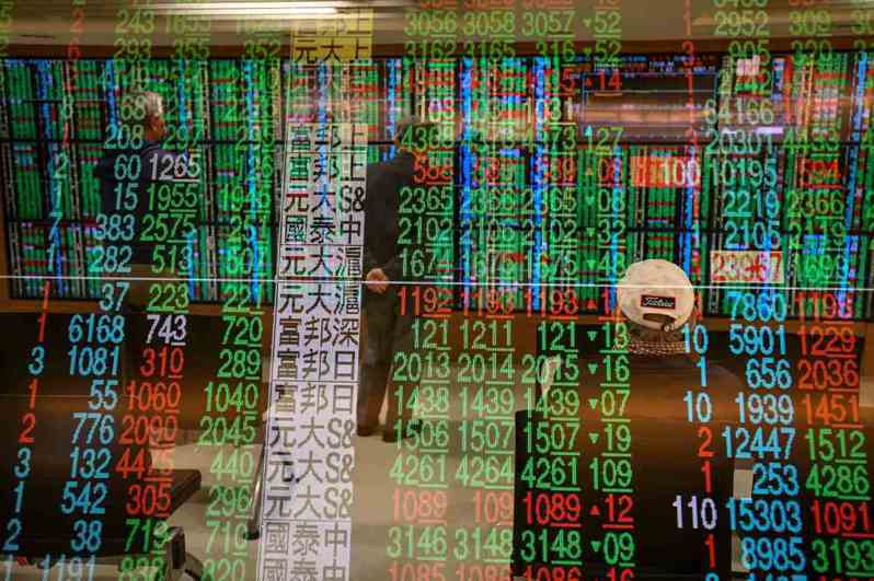 VIX ETF不同於傳統共同基金,適合看空股市的投資人短期投資。不過台灣人賭性堅強,讓這檔基金變成台股成交王。 (劉國泰攝)