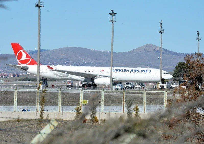 土耳其航空。新華社